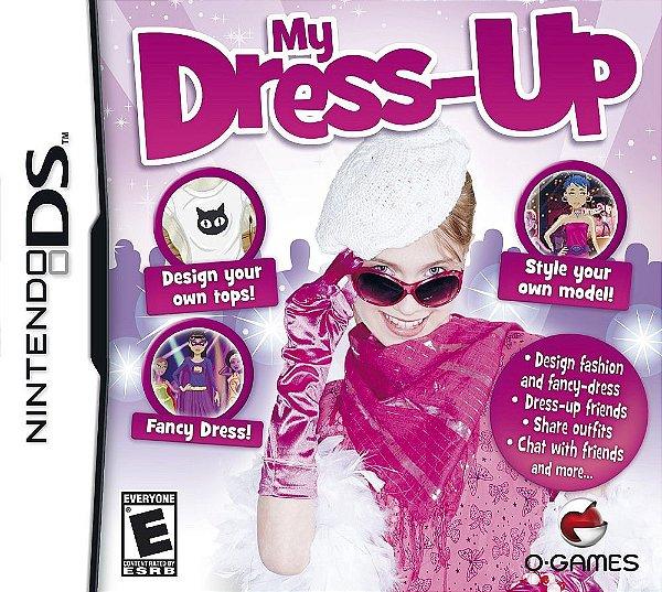 Jogo My Dress Up - Nintendo DS - Seminovo