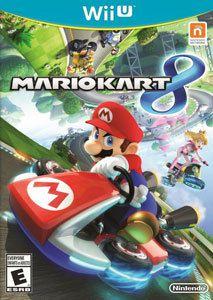 Jogo Mario Kart 8 - Wii U - Seminovo