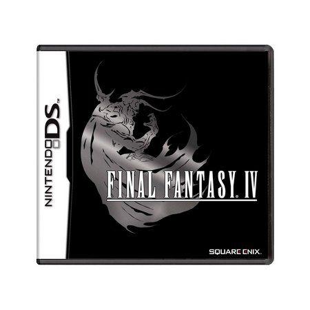 Jogo Final Fantasy IV- Nintendo DS - Seminovo