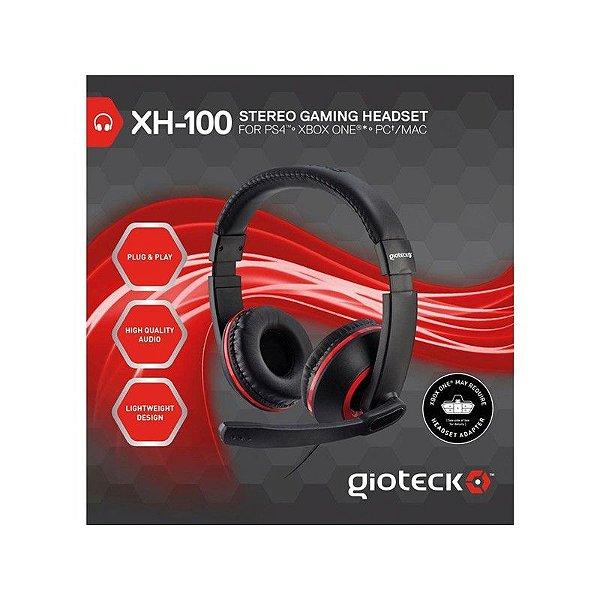 Headset Gamer  XH100 - Seminovo