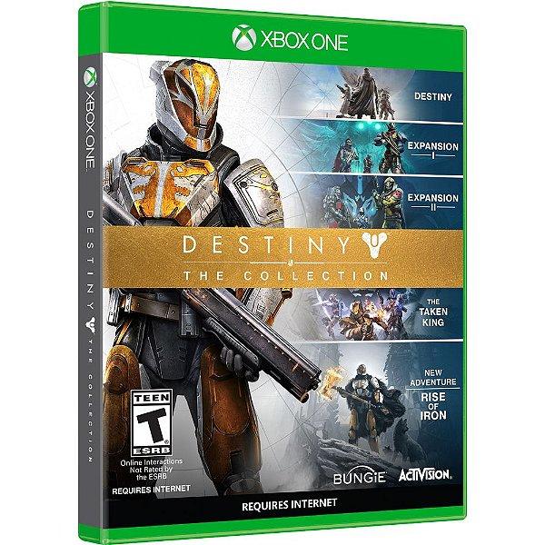 Jogo Destiny The Collection - Xbox One - Seminovo