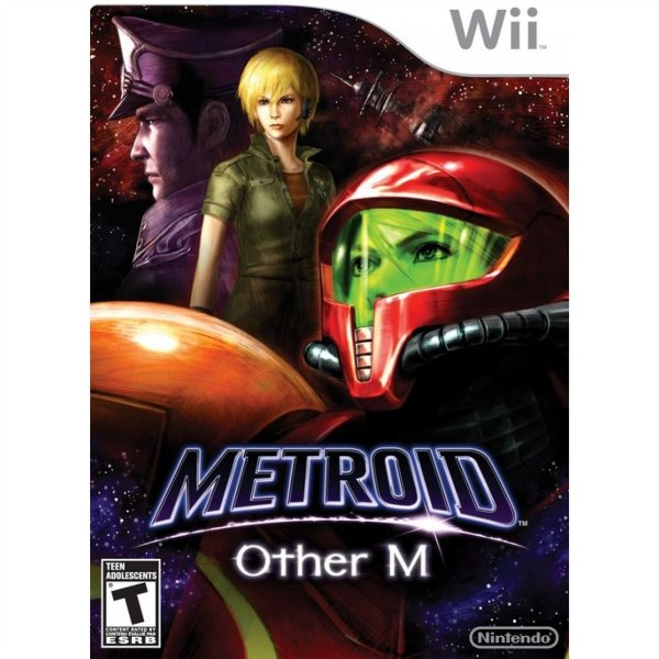 Jogo Metroid Other M - Wii - Seminovo