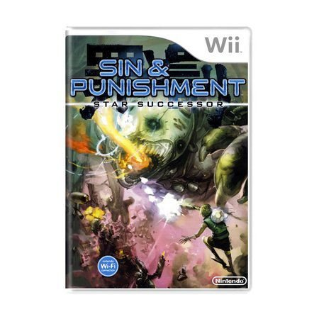 Jogo Sin Punishment Star Successor - Wii - Seminovo