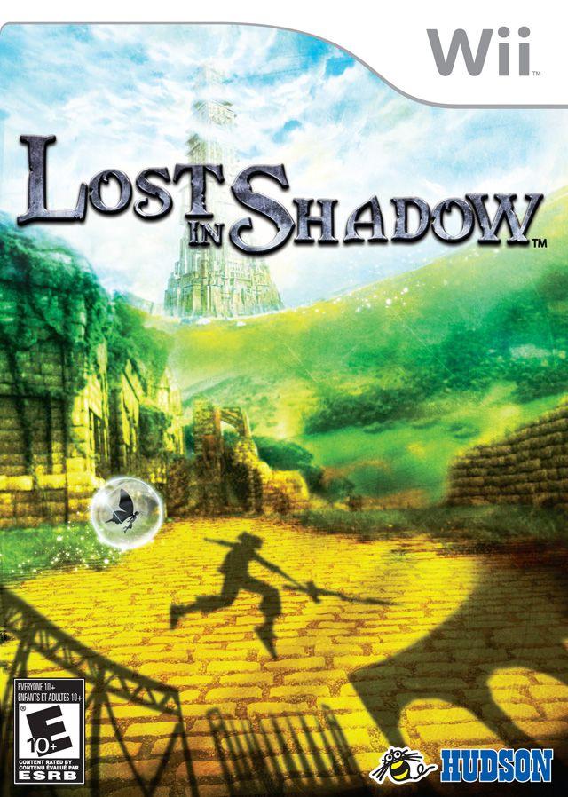 Jogo Lost In Shadow - Wii - Seminovo