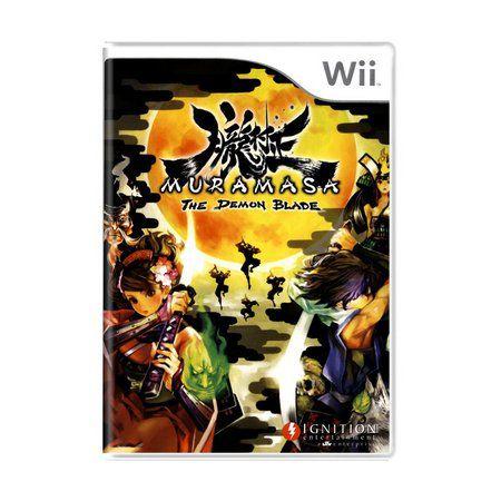 Jogo Muramasa The Demon Blade - Wii - Seminovo