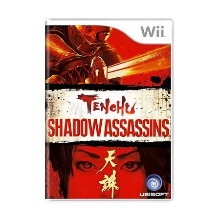 Jogo Tenchu Shadow Assassins- Wii - Seminovo