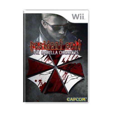 Jogo Resident Evil The Umbrella Chronicles - Wii - Seminovo
