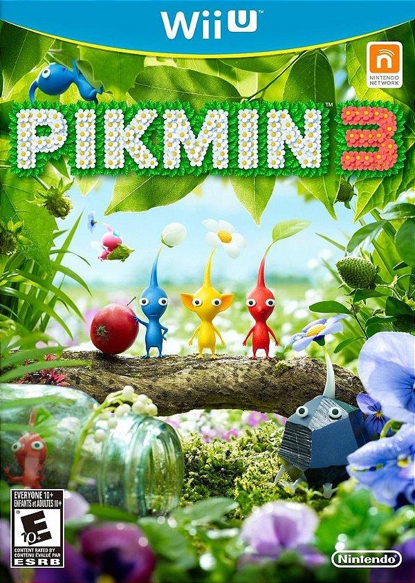 Jogo PikMin 3 - Wii - Seminovo