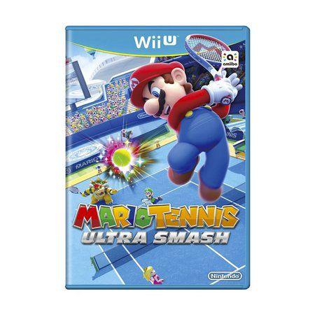 Jogo Mario Tennis Ultra Smash - Wii U - Seminovo