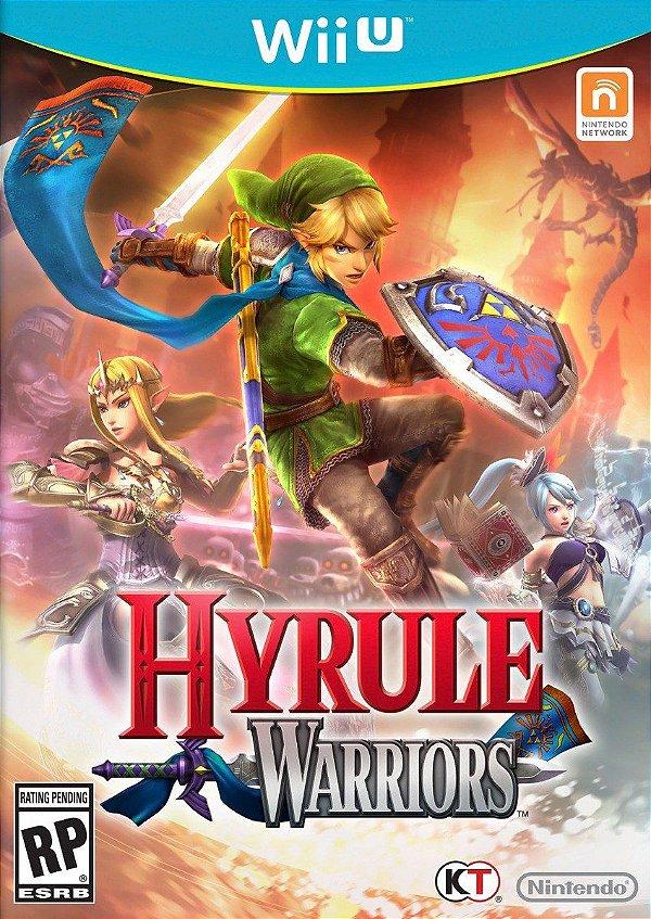 Jogo Hyrule Warriors - Wii U - Seminovo