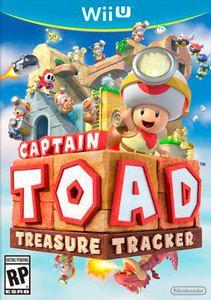Jogo Captain Toad Treasure Tracker - Wii U - Seminovo