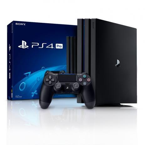 Console PS4 PRO 1 TB - Sony - Seminovo