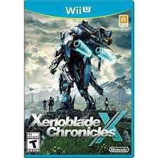 Jogo Xenoblade Chronicles X - Wii U - Seminovo