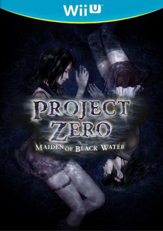Jogo Fatal Frame V:Maiden Of Black Water - Wii U - Seminovo