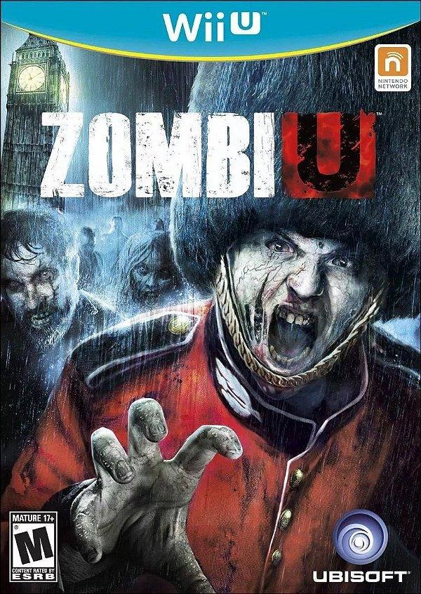 Jogo Zombiu - Wii U - Seminovo