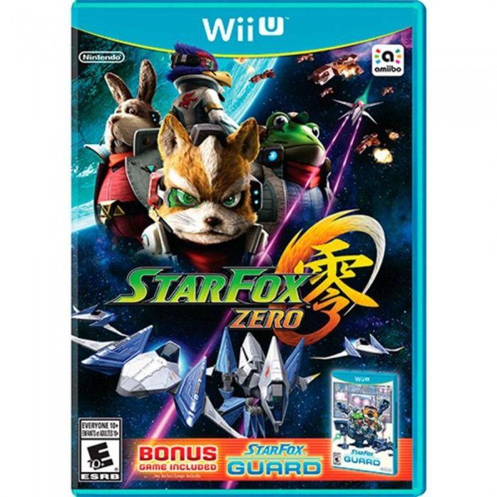 Jogo StarFox Zero - Wii U - Seminovo