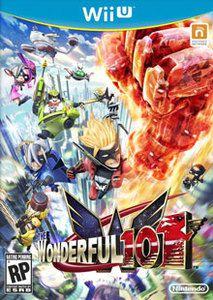 Jogo The Wonderful 101 - Wii U - Seminovo