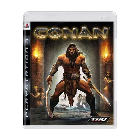 Jogo Conan - PS3 - Seminovo