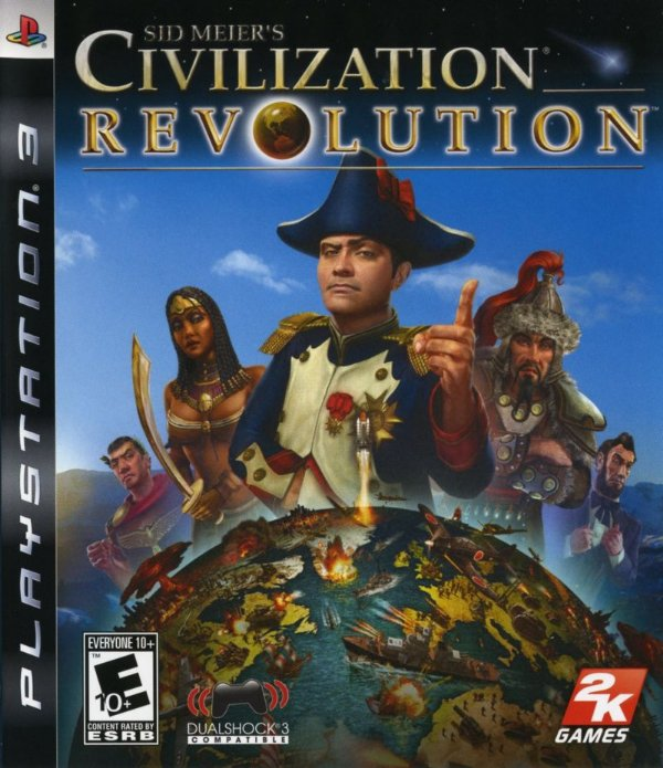 Jogo Civilization Revolution - PS3 - Seminovo