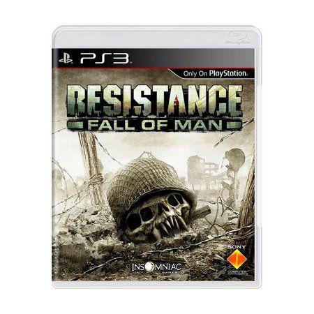 Jogo Resistance Fall Of Man- PS3 - Seminovo