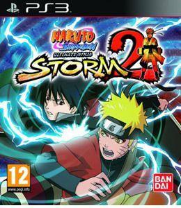 Jogo Naruto Ultimate Ninja Storm 2 - PS3 - Seminovo