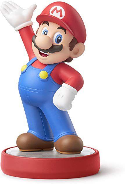 Nintendo Amiibo: Mario - Super Mario - Wii U e New Nintendo 3DS