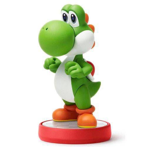 Nintendo Amiibo: Yoshi - Super Mario - Wii U e New Nintendo 3DS