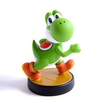 Nintendo Amiibo: Yoshi - Super Smash Bros - Wii U e New Nintendo 3DS