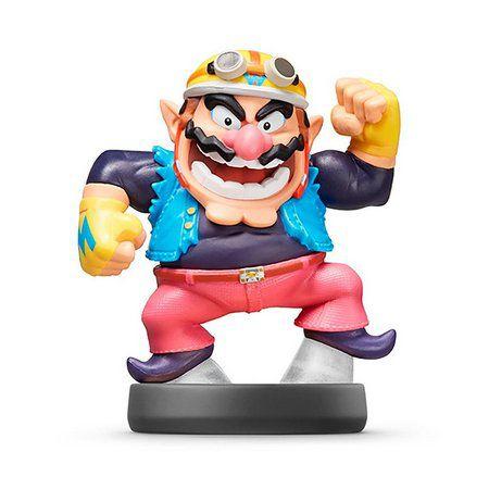Nintendo Amiibo: Wario - Super Mario - Wii U e New Nintendo 3DS e Switch