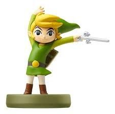 Nintendo Amiibo: Toon Link - The Wind Waker - 30th Anniversary - Wii U, New Nintendo 3DS e Switch