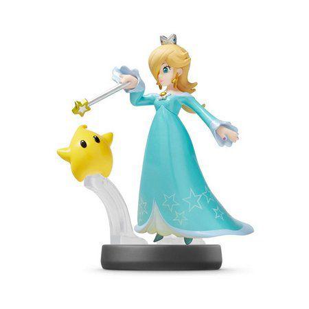 Nintendo Amiibo: Rosalina - Super Smash Bros - Wii U, New Nintendo 3DS e Switch