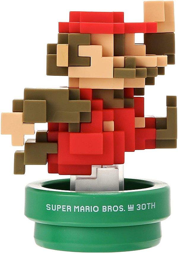 Nintendo Amiibo: Mario Pixel Wii U e New Nintendo 3DS