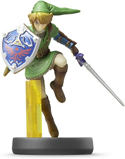 Nintendo Amiibo:Super Smash Bros série Zelda Nintendo Switch, Wii U, 3DS
