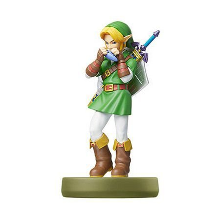 Amiibo:The Legend of Zelda: Ocarina of Time (30th Anniversary) - Wii U, New Nintendo 3DS e Switch