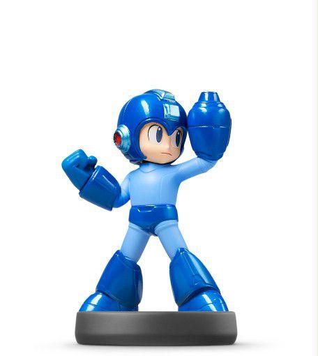 Nintendo Amiibo: Mega-Man - Super Smash Bros - Wii U, New Nintendo 3DS e Switch