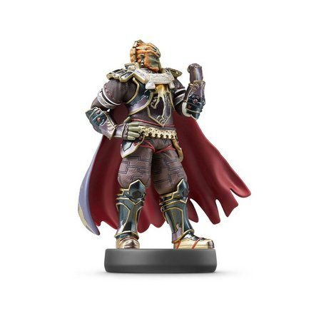 Nintendo Amiibo: Ganondorf - Super Smash Bros - Wii U e New Nintendo 3DS e Switch