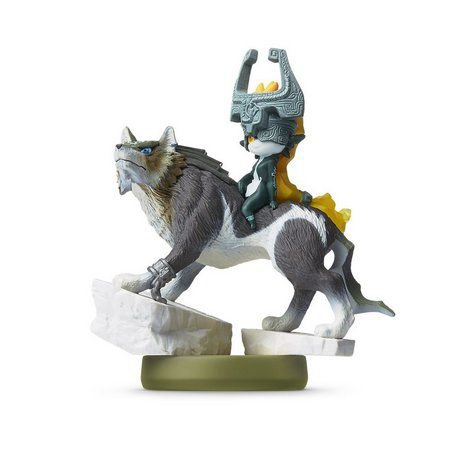 Nintendo Amiibo: Wolf Link - The Legend Of The Zelda - Wii U, New Nintendo 3DS