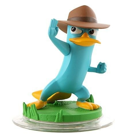 Disney Infinity 1.0 - Perry - Phineas e Ferb