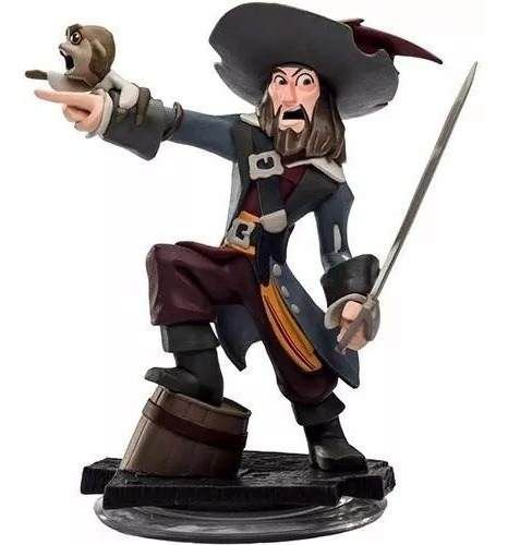 DIsney Infinity 1.0 - Capitão Barbosa - Piratas Do Caribe