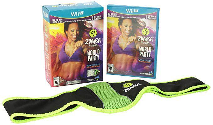 Zumba Fitness World Party - Wii U - Seminovo