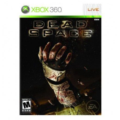 Usado: Jogo Dead Space Xbox 360