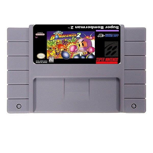 Jogo Super Bomberman 2  - SNES - Seminovo