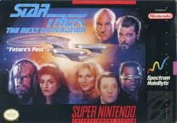 Jogo Star Trek: The Next Generation - SNES - Seminovo