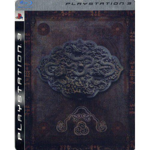 Jogo Uncharted 2 Among Thieves Edição de Colecionador - PS3 - Seminovo