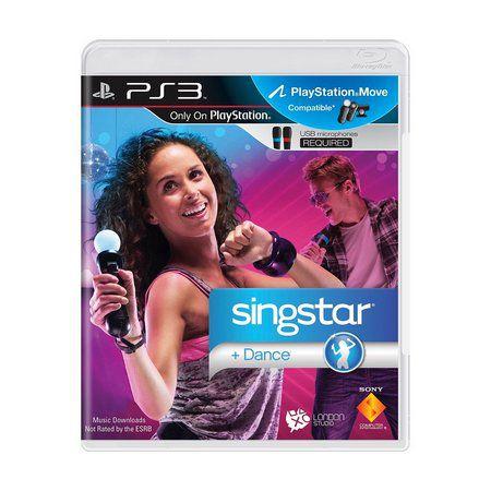 Jogo SingStar Dance - PS3 - Seminovo