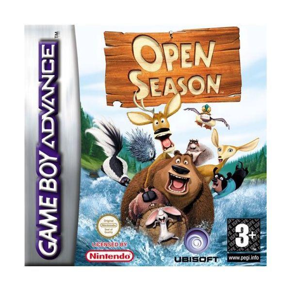 Jogo Open Season - Game Boy Advanced - Seminovo
