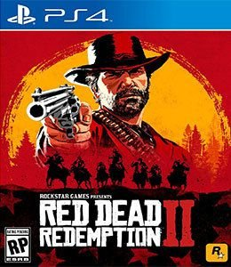 Jogo Red Dead Redemption II - PS4 - Seminovo