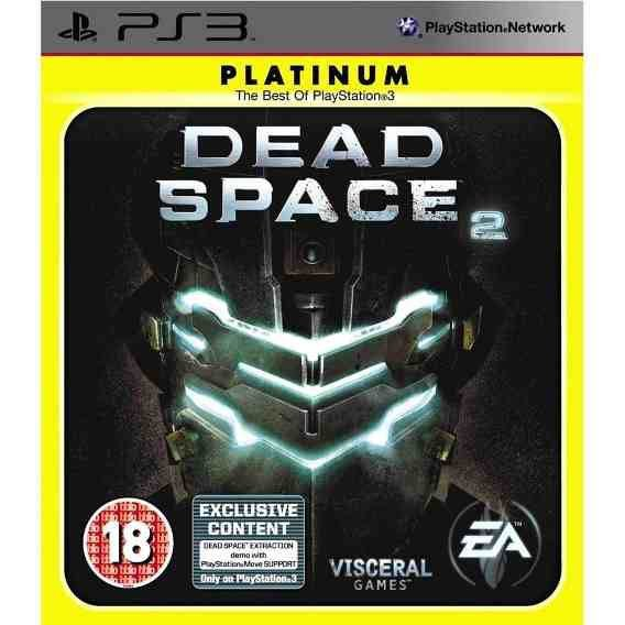 Jogo Dead Space 2 Platinum Edition - PS3 - Seminovo