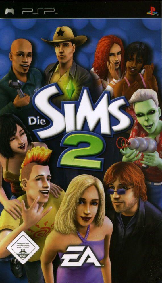 Jogo The Sims 2 - PSP - Seminovo