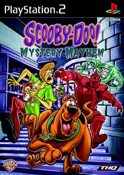 Jogo Scooby-Doo! Mystery Mayhem - PS2 - Seminovo